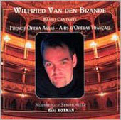 Basso Cantante - French Opera  Arias / Van den Brande