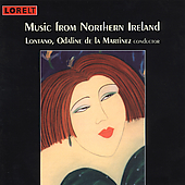 Music from Northern Ireland / Martinez, Lontano