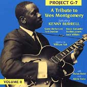 Project G-7: Project G-7: A Tribute to Wes Montgomery, Vol. 2 *