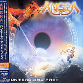 Angra: Hunters and Prey [EP]