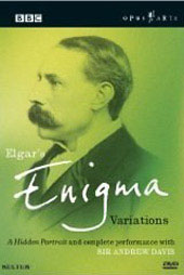 Elgar's Enigma Variations - Documentary and Performance [DVD]