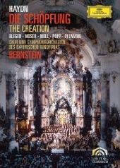 Haydn: The Creation / Bernstein/Bavarian RSO, Blegen, Popp, Moser [DVD]