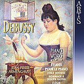 Debussy: Piano Works Vol 4 / Jean-Pierre Armengaud