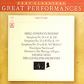 Mozart: Symphonies 28, 33, 35, etc / Szell, et al