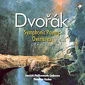 Dvor&aacute;k: Symphonic Poems, Overtures / Kuchar