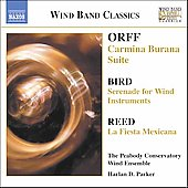 Wind Band Classics - Orff, Bird, Reed / Parker, et al