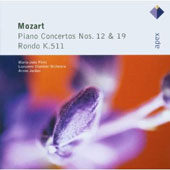 Mozart: Piano Concertos Nos. 12 & 19, Rondo K.511