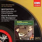 Beethoven: Piano Concertos / Barenboim, Klemperer, et al