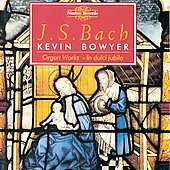 Bach: The Works for Organ Vol 2 / Kevin Bowyer