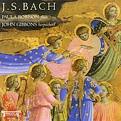 Bach: Flute Sonatas / Paula Robison, John Gibbons
