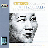 Ella Fitzgerald: Great American Songbook: The Essential Collection