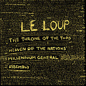 Le Loup: The Throne of the Third Heaven of the Nations' Millennium General Assembly [Blister]